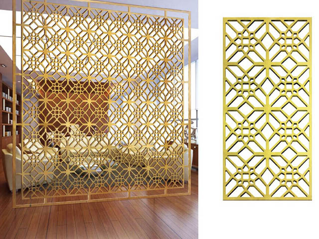 Gallery Design Of Laser Cut Screens