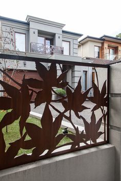 Laser Cut Fence Panel Manufacturer And Ship Worldwide