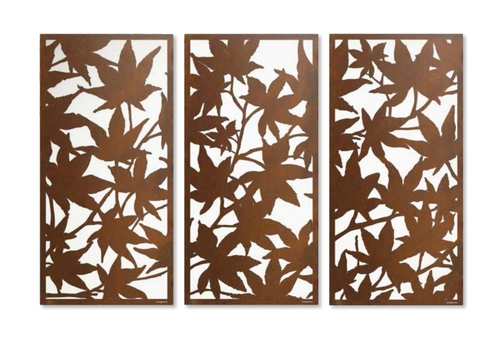 Maple Leaf Laser Cut Design Manufacturer And Ship Worldwide