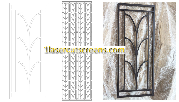 laser cut screens Chicago